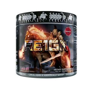 Olympus labs reign pre workout