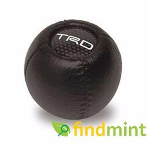 trd leather shift knob genuine ptr04 00000 06 toyota scion. Black Bedroom Furniture Sets. Home Design Ideas