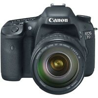 Canon 7D with EF 28-135 IS USM
