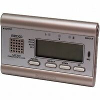 SEIKO SAT500 CHROMATIC TUNER