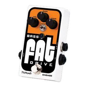 Pigtronix Bass Fat Drive