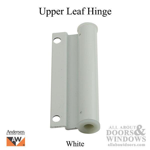 Andersen Hinge Leaf, Screen Door, Upper - White
