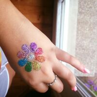Glitter Tattoos for Any Event