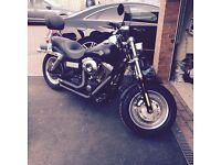 Harley Davidson FatBob 1690 62plate