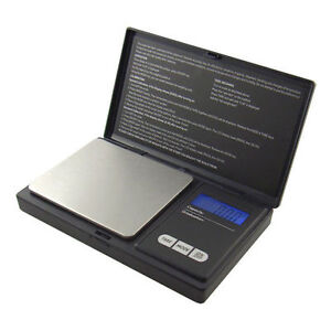 American Weight Scales AWS600BLK Digital Personal Nutrition