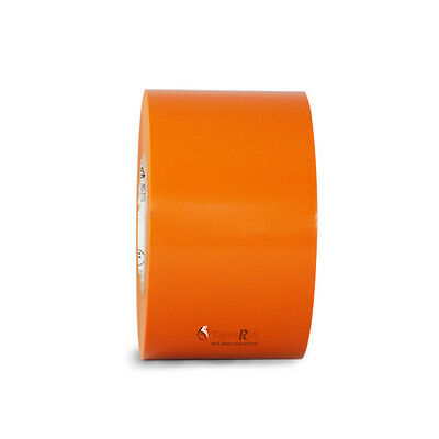 1 Roll Orange Electrical Vinyl Pvc Tape 2 X 66 Ft