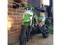 Dirt bike , pit bike , mini Moto , mini Moto dirt bike
