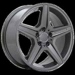 MERCEDES WINTER WHEEL PACKAGES! KIT DE JANTE HIVER MERCEDES