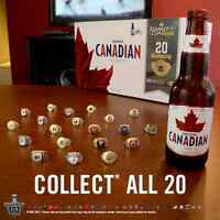Leafs, Maroons Molson Stanley Cup Rings