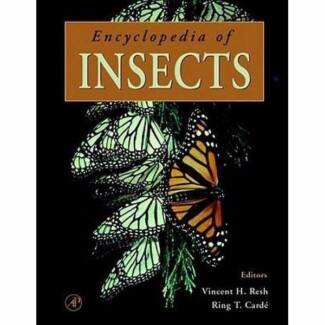 ENCYCLOPEDIA OF INSECTS BY: VINCENT H. RESH (EDITOR), RING T. CAR