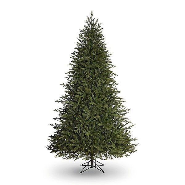 6.5ft Hemlock Artificial Christmas Tree PE & PVC Mixed Realistic ...