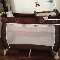 Carter's comfort n care playard and changer