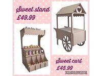 Sweet carts
