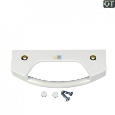 TOP ORIGINAL Kühlschrank Türgriff Tür Griff weiß Bosch Siemens Foron 00096110  (Kühlschrank Tür Griff)