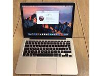 "Apple MacBook Pro Retina A1502 13"" Early 2015 8GB RAM 128GB SSD"