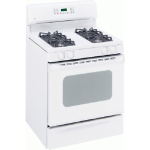 "GE 24"" Standard Clean Free-Standing Gas Range Stove"