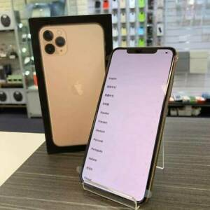 iPhone 11 Pro Max 64G Gold ONLY OPENED FOR INSPECTION Invoice