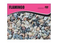 900 kg sack Flamingo garden chips