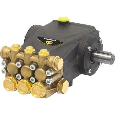 General Pump Triplex Pressure Washer Pump Ep1313s34 4000 Psi 4.0 Gpm Belt Drive