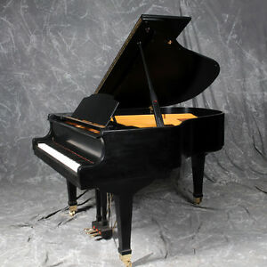 "Wurlitzer G-457 5'8"" grand piano 1989"