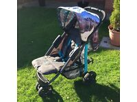 Koochi San Francisco stroller pushchairs