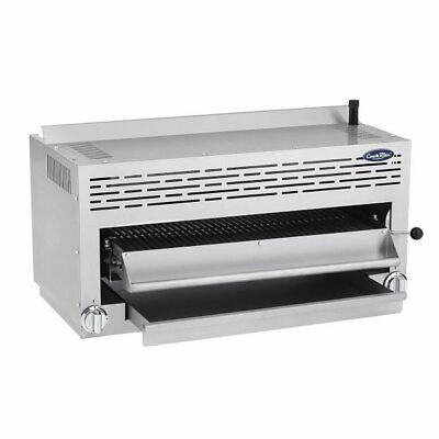 Atosa Usa Atsb-36 36 Infrared Gas Salamander Broiler With Manual Controls