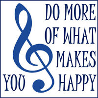 Start Music Lessons Today - Do More of What Makes You Happy!