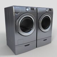 Fast and Professional Washer/Dryer repair same day! 587 885-1414