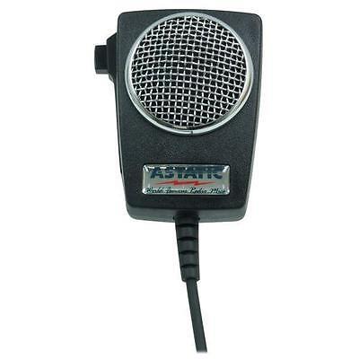 Astatic  D104M6B Amplified Ceramic Power 4-Pin CB Microphone