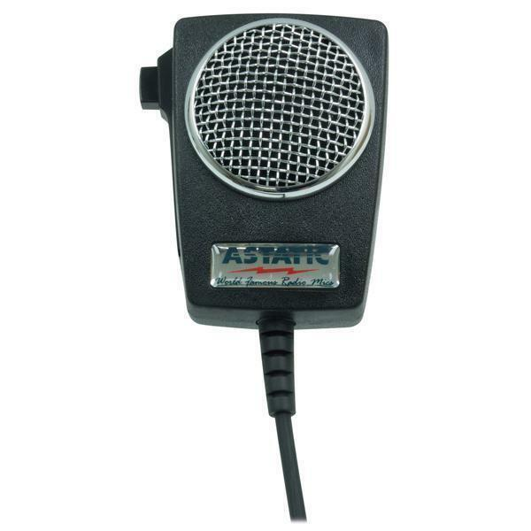 ASTATIC D104M6B CB Ham radio microphone 4-pin D104 mic AUTHORIZED Astatic Dealer