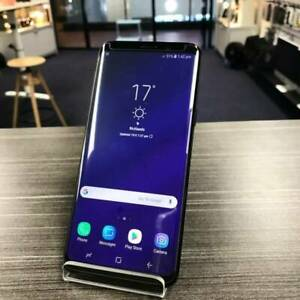 Mint condition Galaxy S9 Black 64GB 1Year WARRANTY AU MODEL