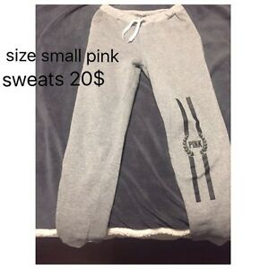 Vs pink sweats