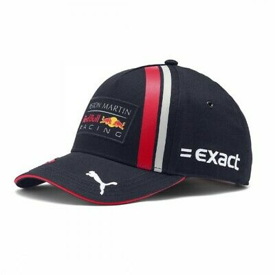 Used, Red Bull Racing Kids 2019 F1 Max Verstappen Hat for sale  Little Silver