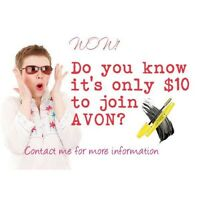 Avon - full and part time reps wanted -