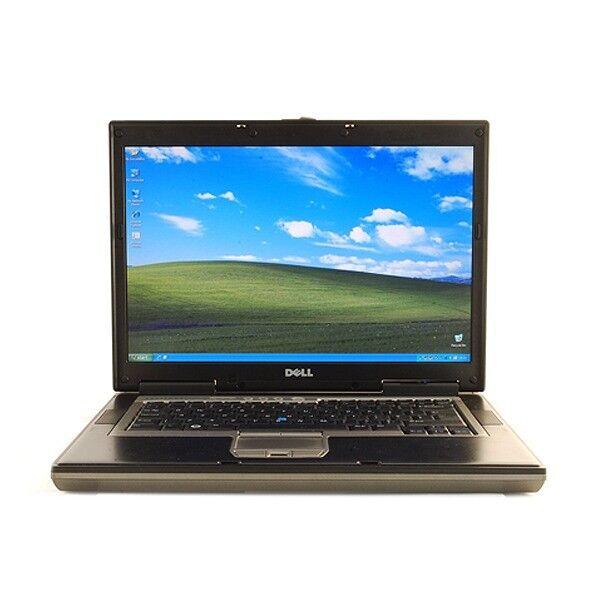 """Dell Latitude D830/820 15.4"""" Notebook Core 2 Duo Windows 7 Wifi (80GB 2GB)"""
