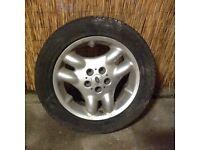 Alloy wheels for land rover freelander