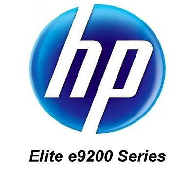HP Elite E9200 series- system repair (Factory Recovery)