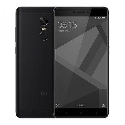 Xiaomi Redmi Note 4X 32Gb 3Gb Unlocked Smartphone Black Uu