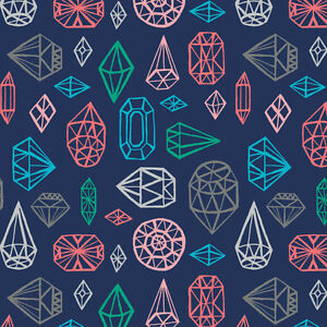 WHAT-A-GEM-Patchwork-Camelot-Fabrics-Tela-Algodon-50x110