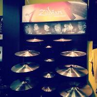 # GRANATA MUSIC Best Priced Zildjian Cymbals