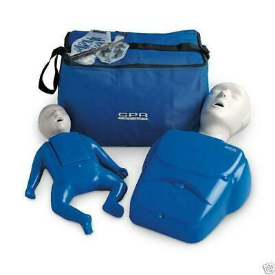 Cpr Prompt Adultchild And Infant Cpr Aed Training Manikin Tpak12 Value Pack