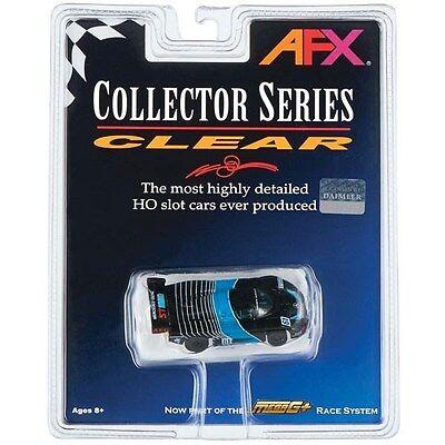 AFX Mercedes C9 #61 Mega G+ Collector Series HO Slot Car - 21030