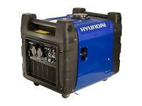 Hyundai 3200W Inverter Generator