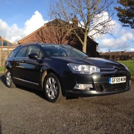 Citroen C5 EXCLUSIVE HDI 2.2 Estate