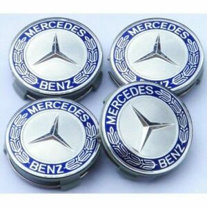 New Mercedes Benz center wheel caps 4 prices for 60.00
