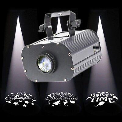 Equinox Promo Spot 25W LED DJ Disco Stage Club Gobo Lighting Effect