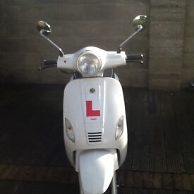 Low mileage 125cc moped