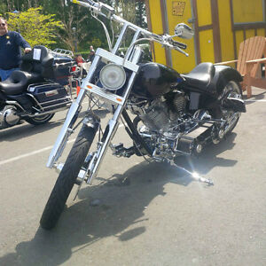 One-Of-A-kind Custom Pro One Softail for sale - Offers on $26000