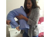 Joke boyfriend pillow