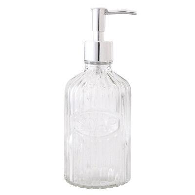 """Seifenspender aus Glas """"SOAP"""" - 500ml"""